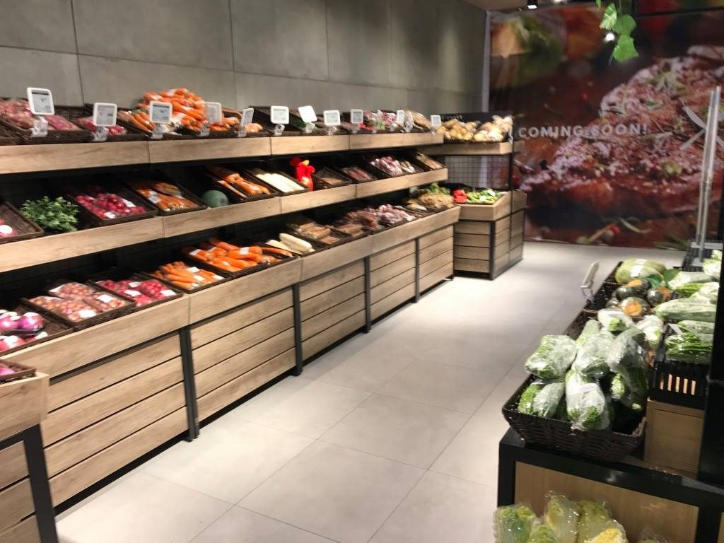 Alibaba wants to change the way we shop for fresh food off